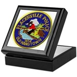 Placerville Police Keepsake Box