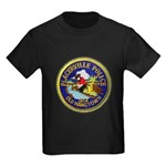Placerville Police Kids Dark T-Shirt