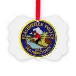 Placerville Police Picture Ornament
