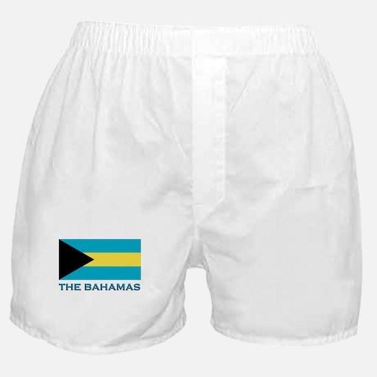 The Bahamas Flag Gear Boxer Shorts