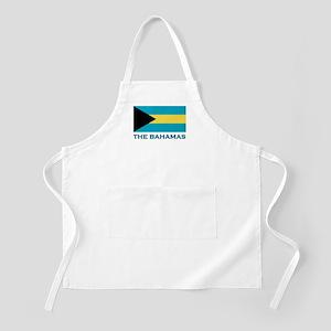 The Bahamas Flag Gear BBQ Apron