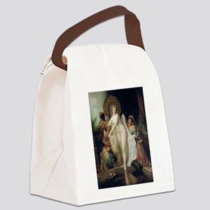 74 Canvas Lunch Bag