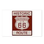 San Bernardino Route 66 Postcards (Package of 8)