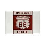 San Bernardino Route 66 Rectangle Magnet (100 pack