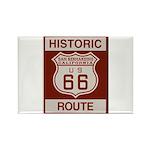 San Bernardino Route 66 Rectangle Magnet (10 pack)