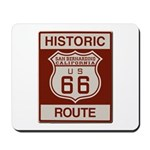 San Bernardino Route 66 Mousepad