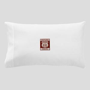 San Bernardino Route 66 Pillow Case