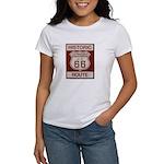 San Bernardino Route 66 Women's T-Shirt