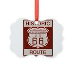 San Bernardino Route 66 Picture Ornament