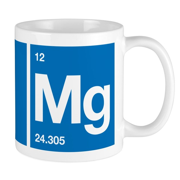 oxygen magnesium periodic table omg mug by listing store 1637556 - Periodic Table Mug Australia