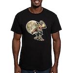 Werewaldo Men's Fitted T-Shirt (dark)