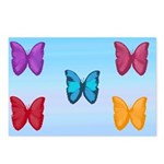 Butterflies in the Sky Postcards (Package of 8)