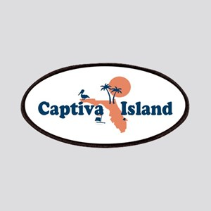 Captiva Island - Map Design. Patches