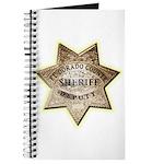 El Dorado County Sheriff Journal