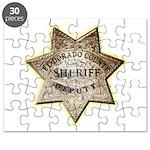 El Dorado County Sheriff Puzzle