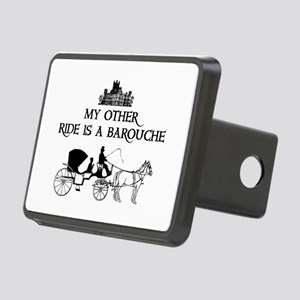My Other Ride Is A Barouche Rectangular Hitch Cove