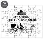 My Other Ride Is A Barouche Puzzle