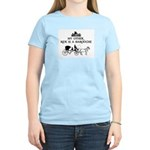 My Other Ride Is A Barouche Women's Light T-Shirt