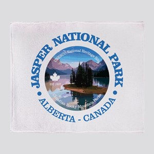 Jasper NP Throw Blanket