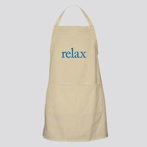 Relax to Garamond Apron