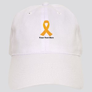 Gold Ribbon Awareness Cap