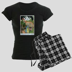 The Good Life Women's Dark Pajamas
