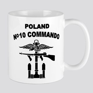 Poland - No 10 Commando - B Mug