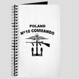 Poland - No 10 Commando - B Journal