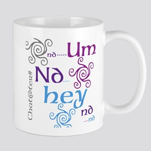 OYOOS Um nd hey design Mug