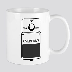 Guitar Overdrive Pedal Stompbox T Shirt Mug