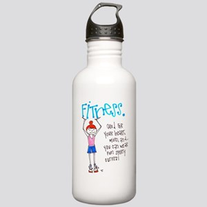 Motivation to Exercise Stainless Water Bottle 1.0L