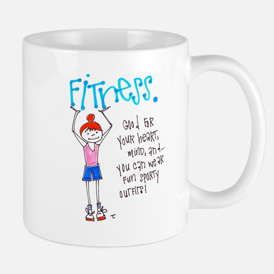 Motivation to Exercise Mug