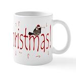 Merry Christmas Chin Mug