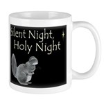 Silent Night Chinchilla Mug