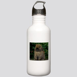 Christmas Bunny Stainless Water Bottle 1.0L