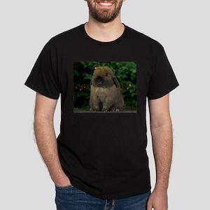 Christmas Bunny Dark T-Shirt