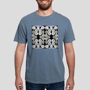 90s vintage floral Mens Comfort Colors Shirt