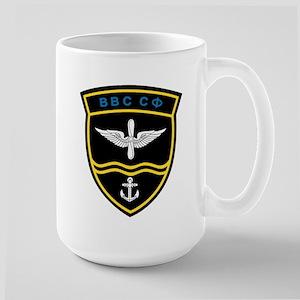 Marineflieger Abzeichen Russland Large Mug