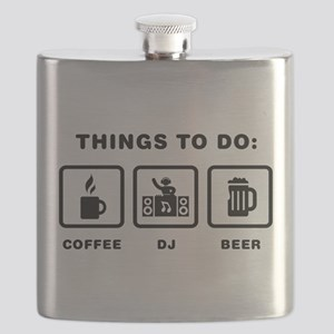 Disc Jockey Flask