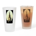 Saint Louis Cathedral Drinking Glass