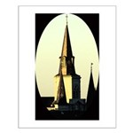 Saint Louis Cathedral Small Poster