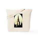 Saint Louis Cathedral Tote Bag