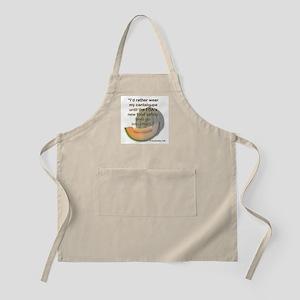 Cantaloupe Apron