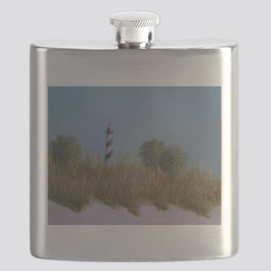 ST. AUGUSTINE LIGHTHOUSE VIEW Flask