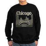 Chicago Sweatshirt (dark)