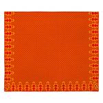 All In Orange Decor King Duvet