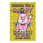 The Bunny Postcards (Package of 8)