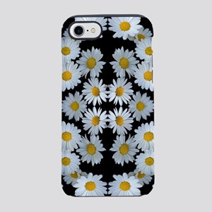 90s vintage floral iPhone 7 Tough Case