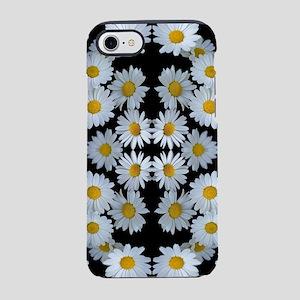 90s vintage floral iPhone 7 Tough Case