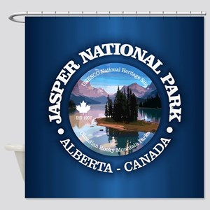 Jasper NP Shower Curtain